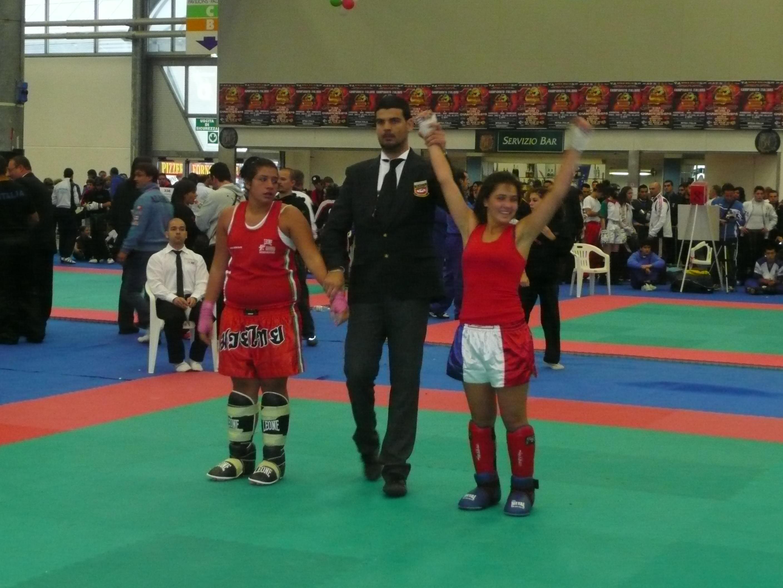 Résultats du Championnat du Monde WTKA