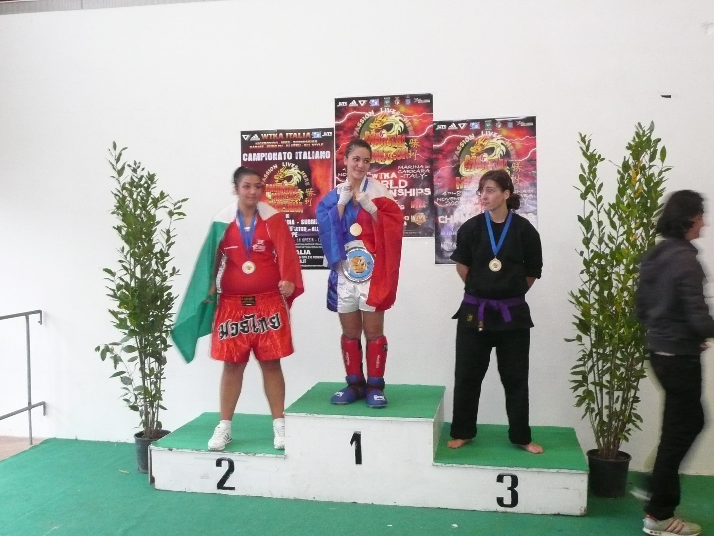 Voici nos champions du monde 2009