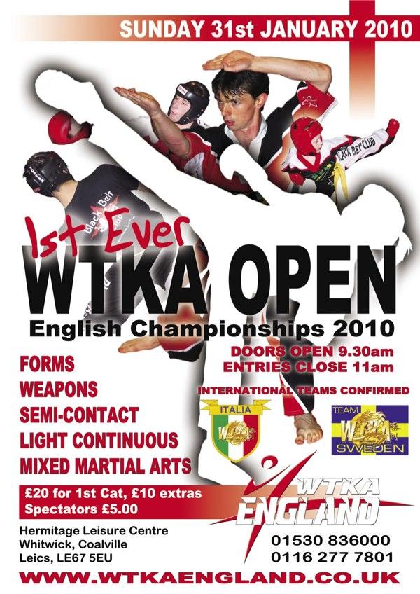 Championnat d'Angleterre de Kick-Boxing 2010