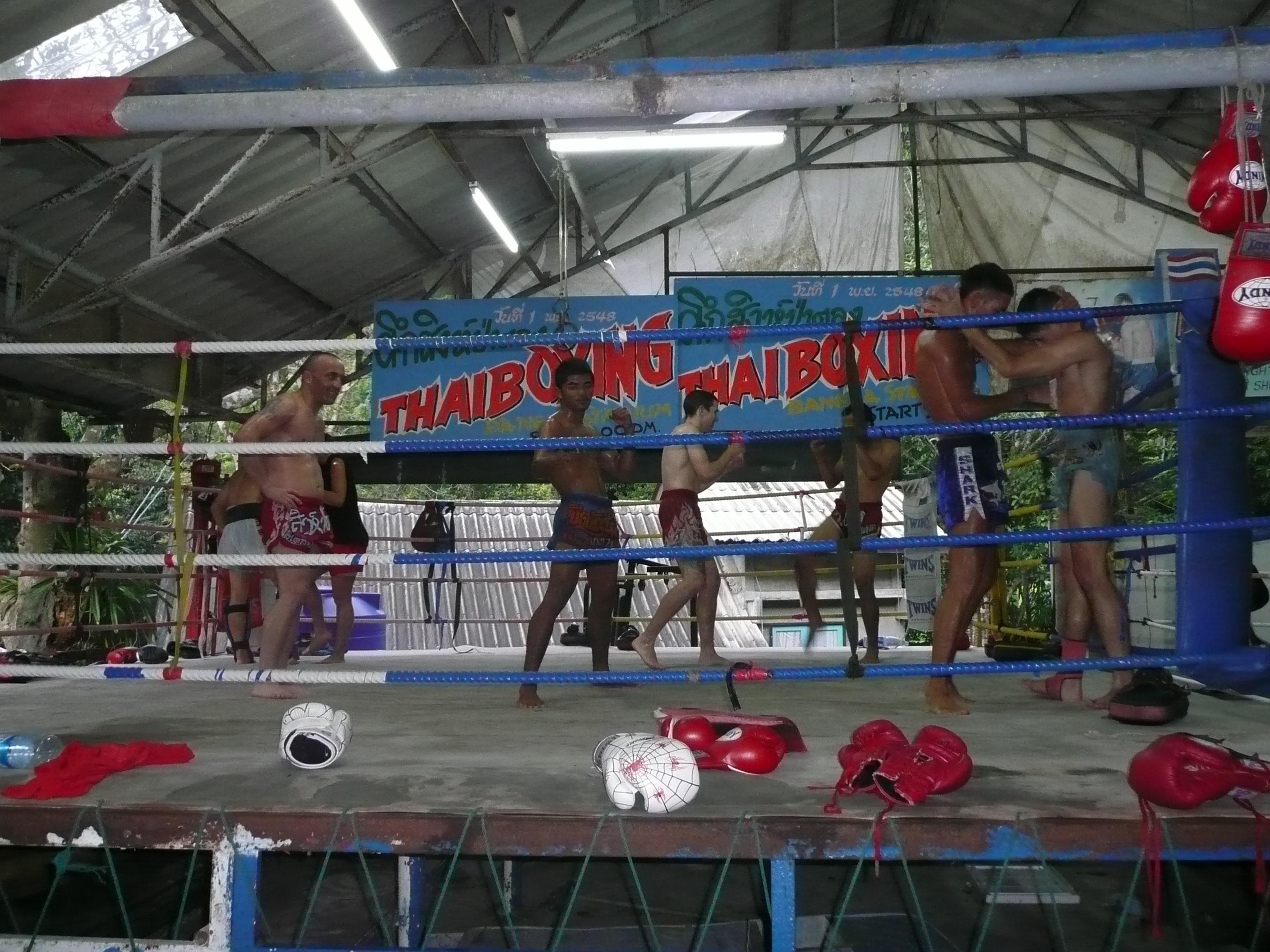 LE SING PATONG THAI BOXING CAMP