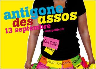 La Foire des associations de Montpellier (12/09/10)