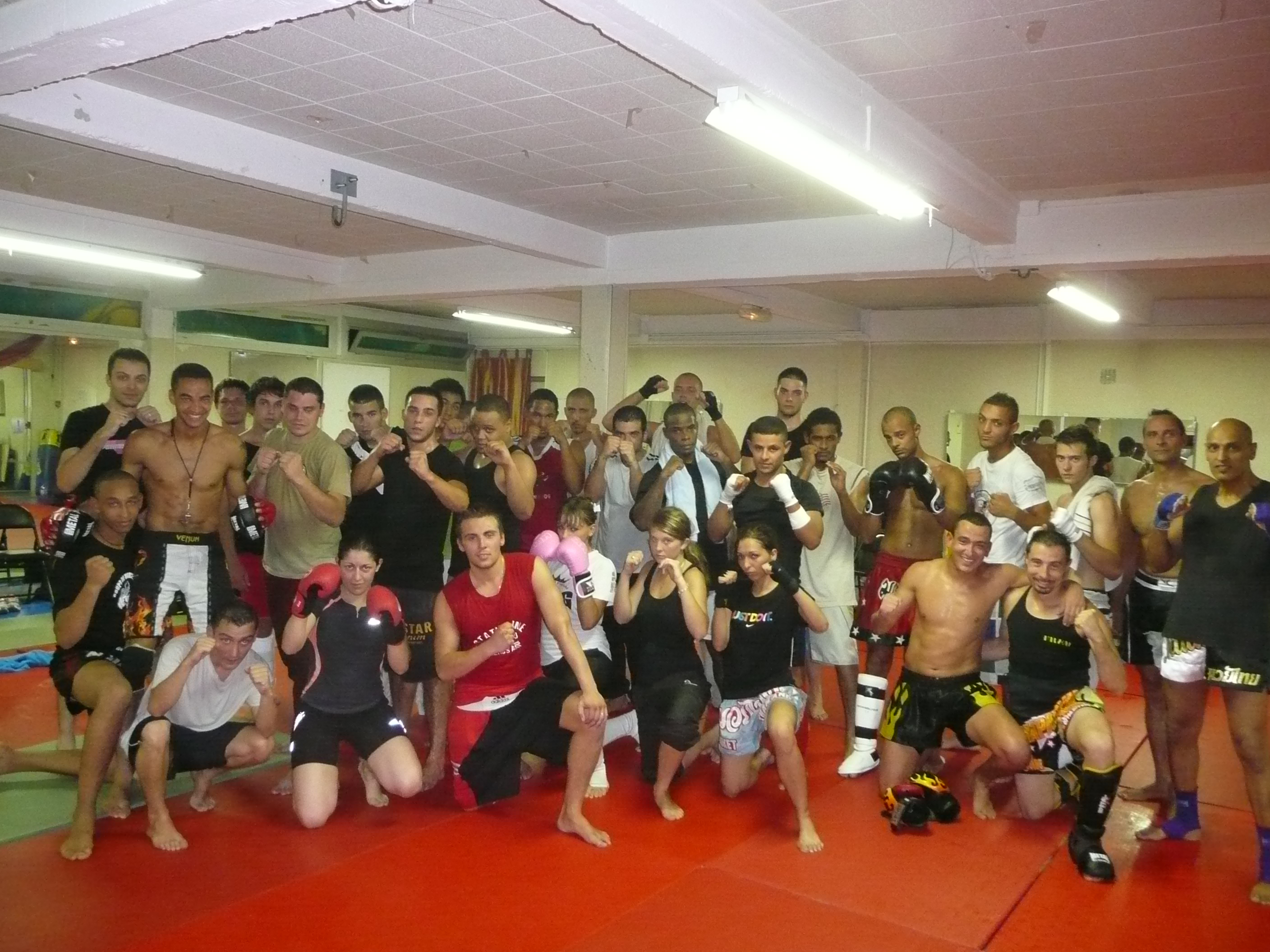 Une rentrée sportive de folie au Body-Fighting Club de Montpellier!!!