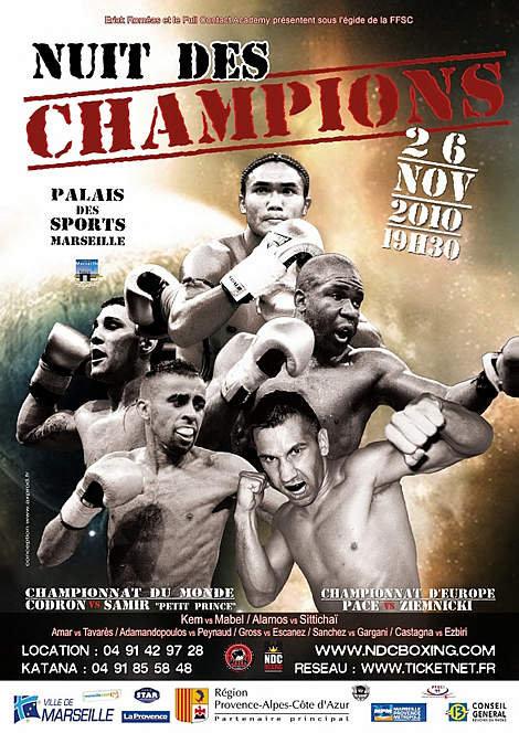 Nuit des Champions 2010