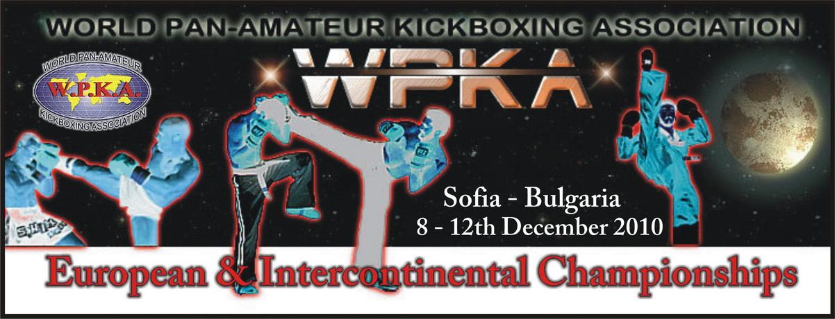 Plus que 3 semaines avant le Championnat d'Europe WPKA 2010