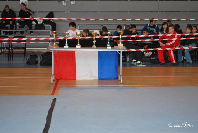 Coupe de France de Japan Kick-Boxing 2011