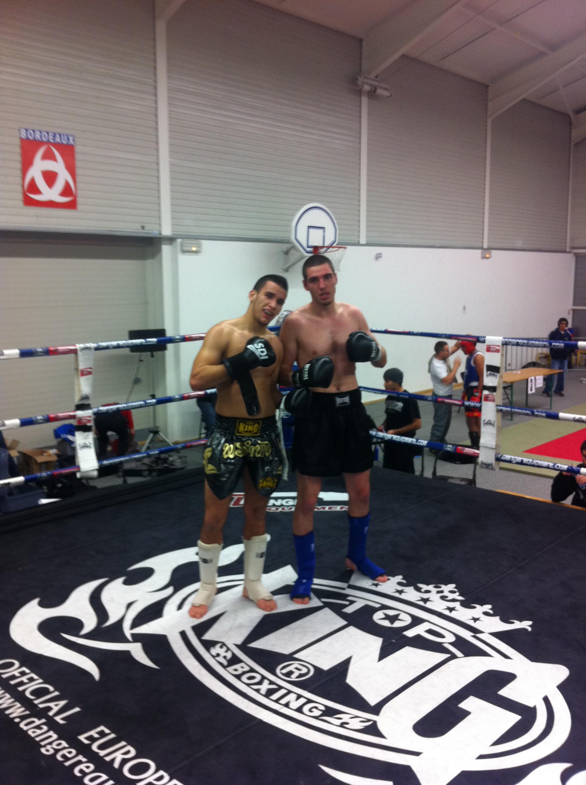 Une belle moisson de victoires pour BFC lors de l'Open de France de Muay Thai