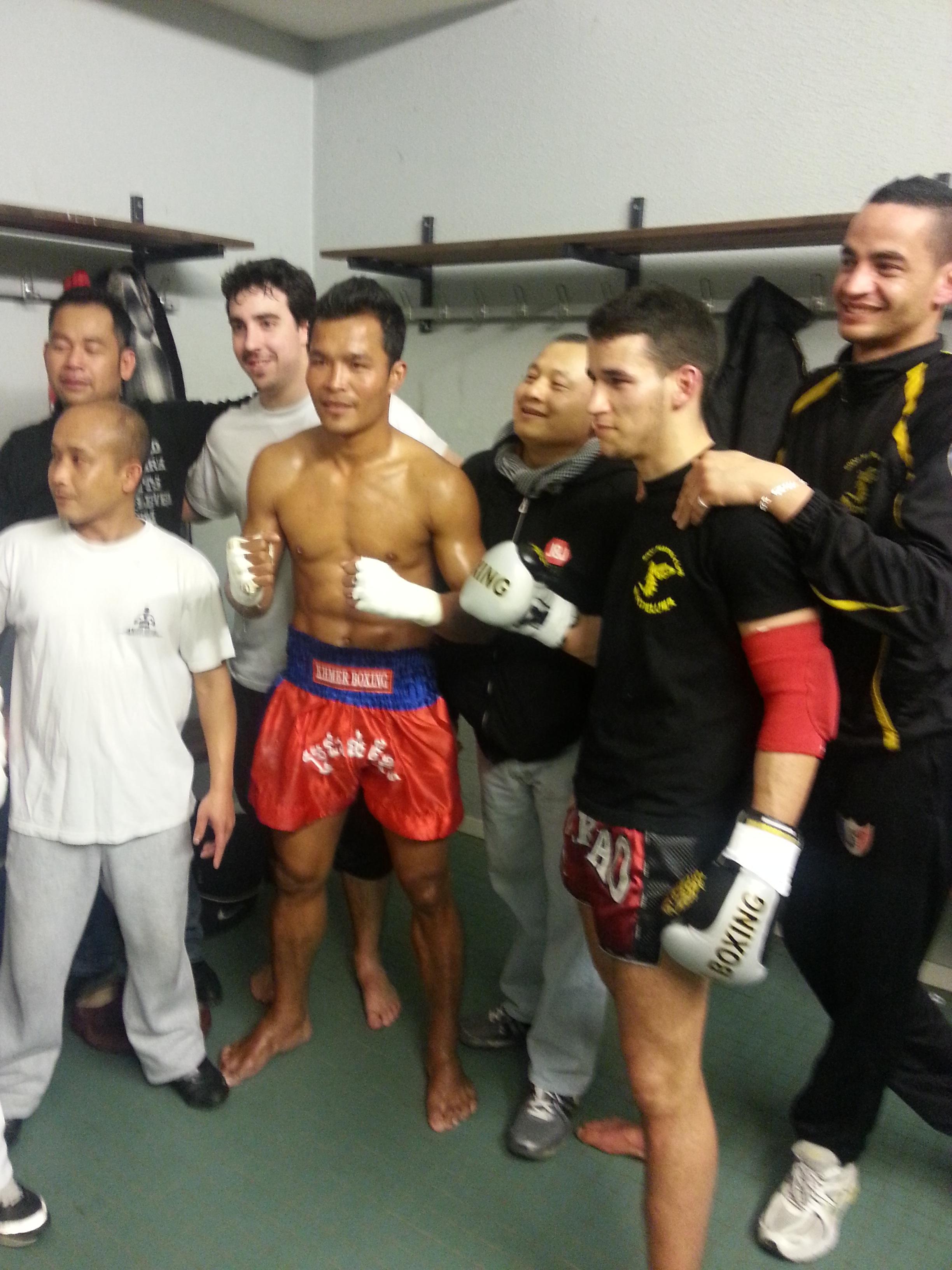 club boxe khmer bussy saint georges