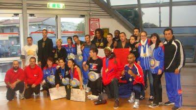 Le Body-Fighting Club présent sur le Championnat du Monde WTKA depuis 5 ans