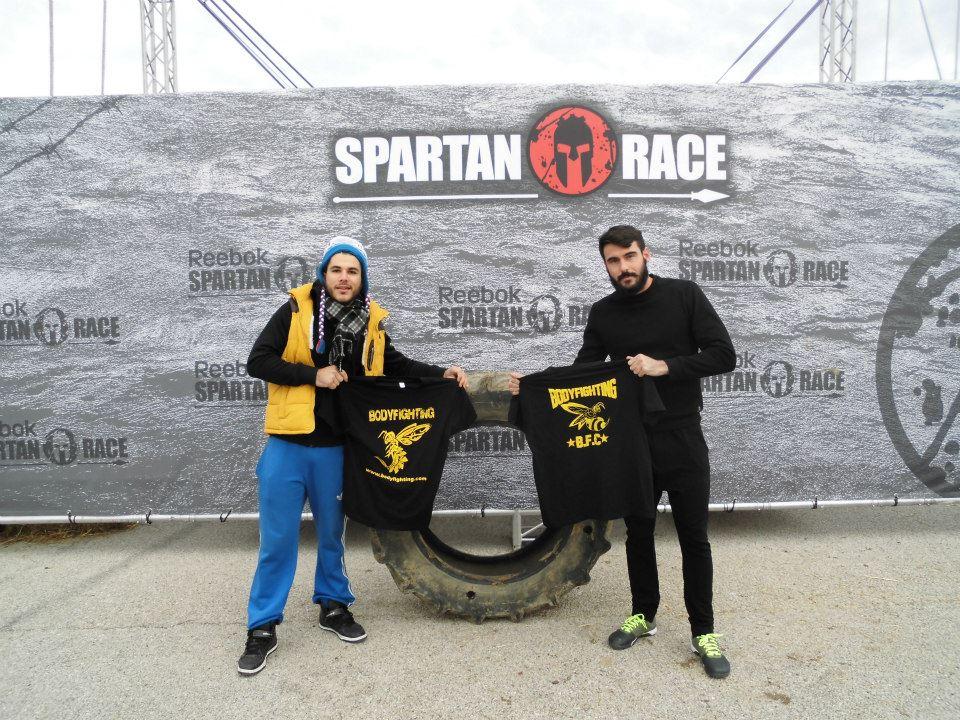 BFC à la SPARTAN RACE 2013 !!!!!!