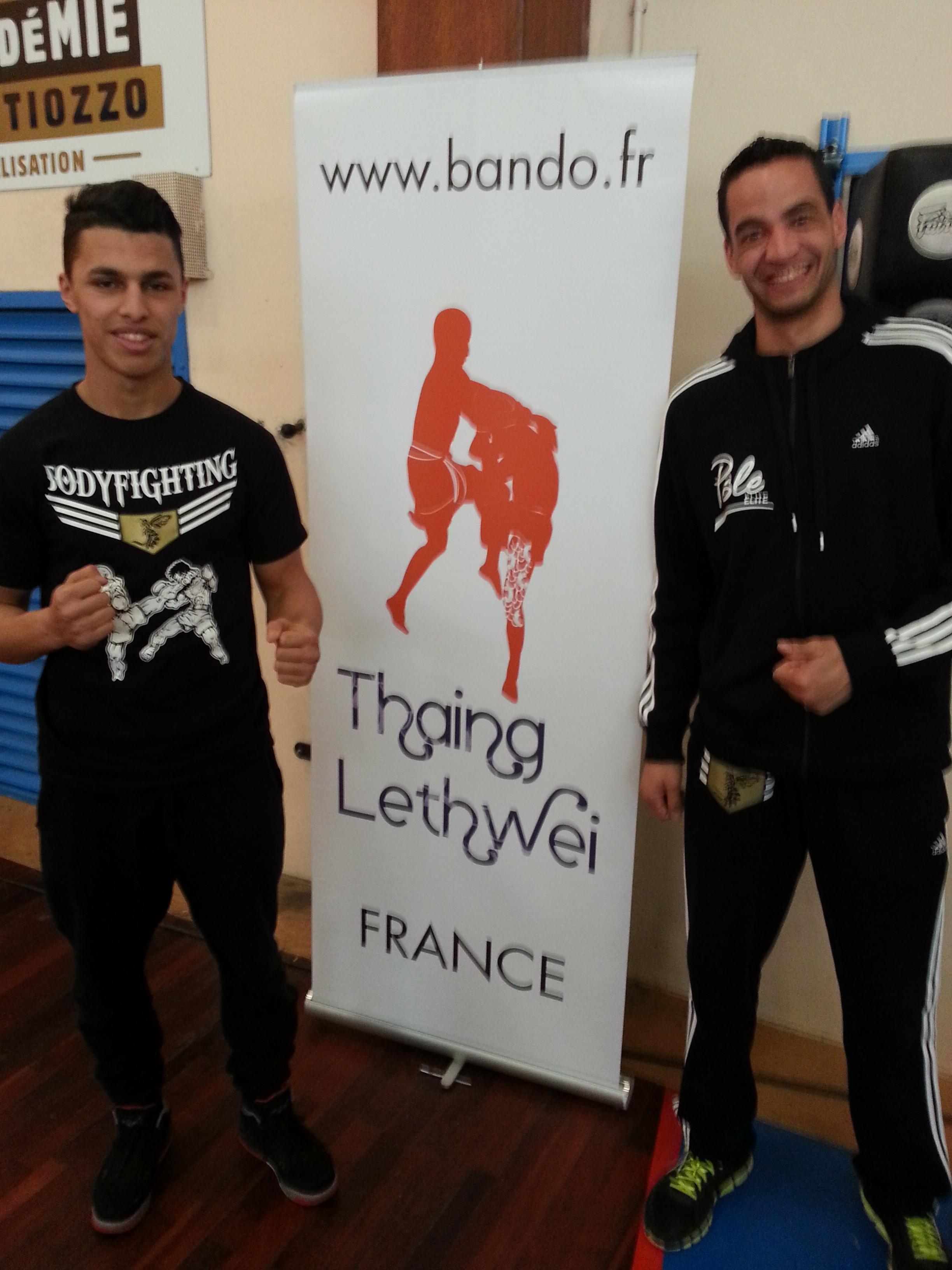 BFC ramène 2 Champions au Régional de Boxe Birmane FFSCDA 2014