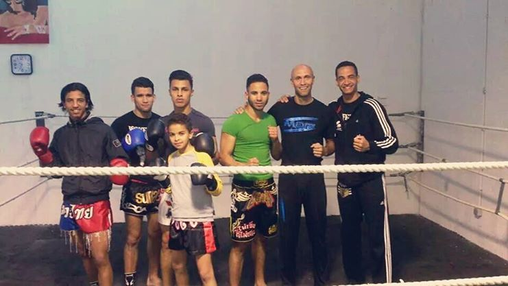 Interclub en Savate Boxe Française