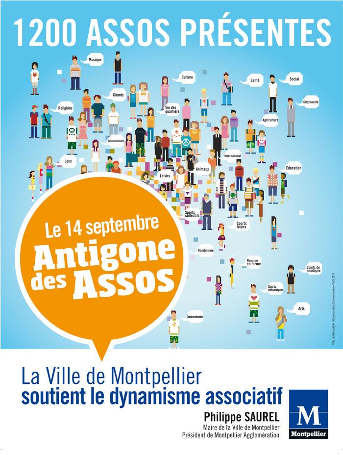 Le Body-Fighting Club à la Foire aux Associations de Montpellier ce dimanche
