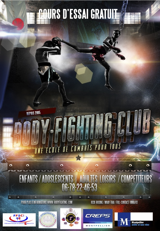 Body-Fighting Club de Montpellier