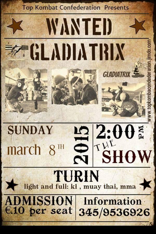 Le Body-Fighting Club revient sur la scène internationale au Gladiatrix