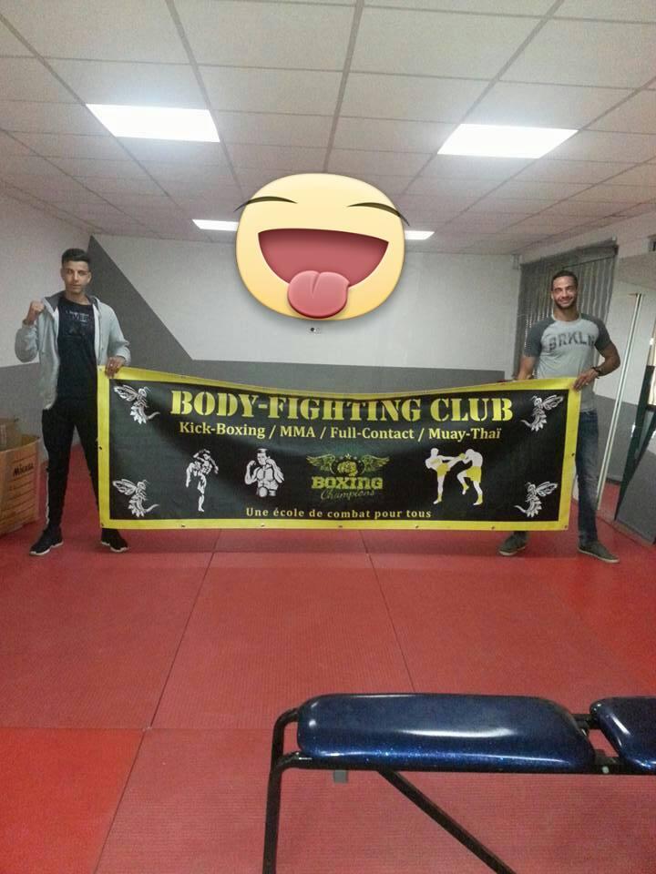 Une nouvelle salle d'entrainement BFC pour une nouvelle saison sportive !!!!