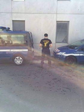 Le bodyfighting est représenté même dans les casernes de gendarmerie