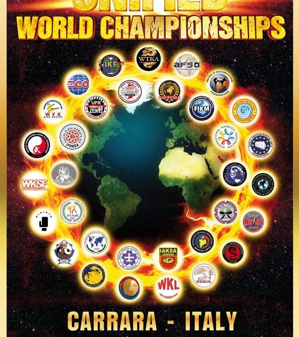 6 compétiteurs du club intègrent l'Equipe Fédérale WTKA FRANCE pour le Championnat du Monde Amateur 2018