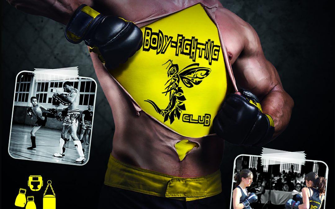 Réouverture des inscriptions dès le 02 septembre 2019  pour les cours de body-Fighting (boxe , boxe thailandaise , kickboxing , Self-défense , MMA )