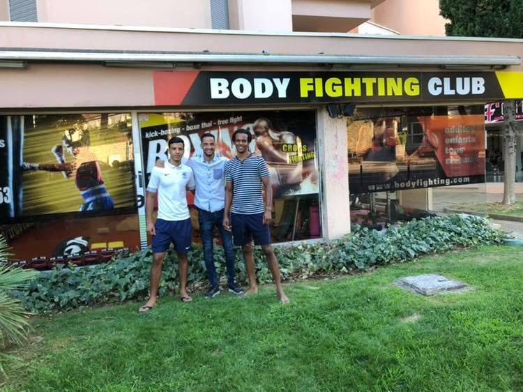 Nouvelle salle pour le Body-Fighting Club au centre ville de Montpellier
